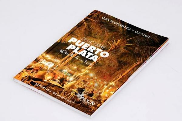 Ponen en circulación guía ecoturística para conocer atractivos de Puerto Plata